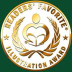 Reader's Favorite 2014 International Book Award, Gold Medal - Illustration