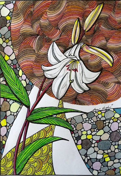 Nina Joseph Coloring Page 7
