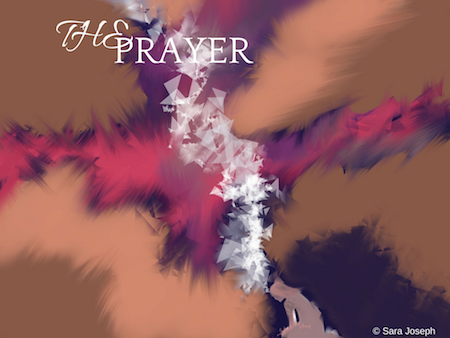 The Prayer, Inspire Pro Art, Sara Joseph