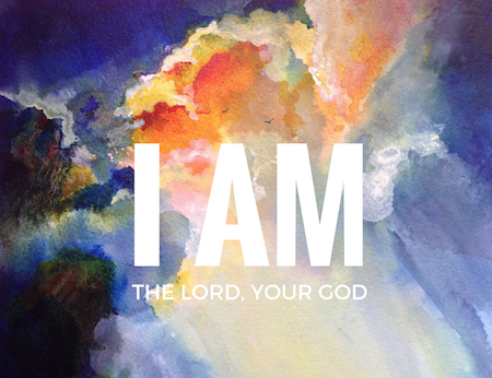I Am, Watercolor, Sara Joseph