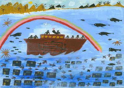 Noah & The First Rainbow
