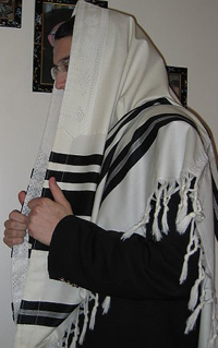 The Prayer Shawl