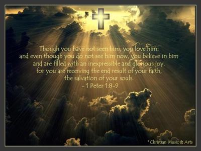 Bible Verse on Image