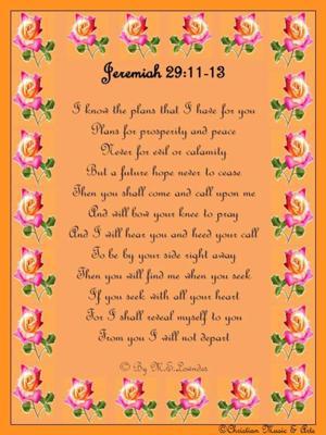 Scripture Poetry