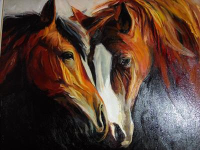 A Couple of Horses