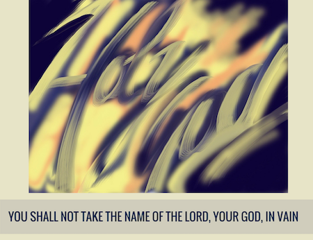 The Third Commandment, Inspire Pro, Sara Joseph
