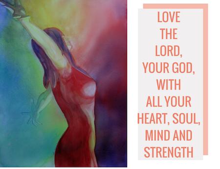 The Love Commandment 1, Sara Joseph