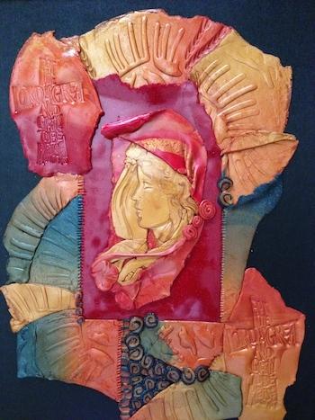 Praise, Polymer Clay, Sara Joseph